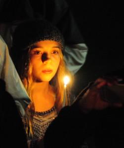 Candlelight Vigil at Green Lake   11/11/16