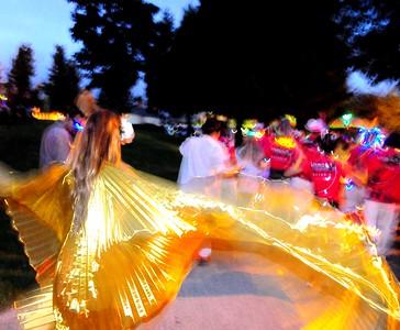 9-9-17 Burien Arts A Glow Festival