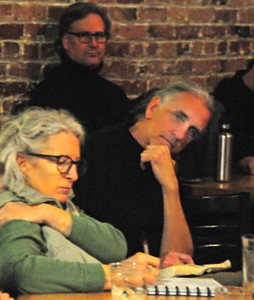 john boylan:  Conversation, at Vermillion 1/31/17