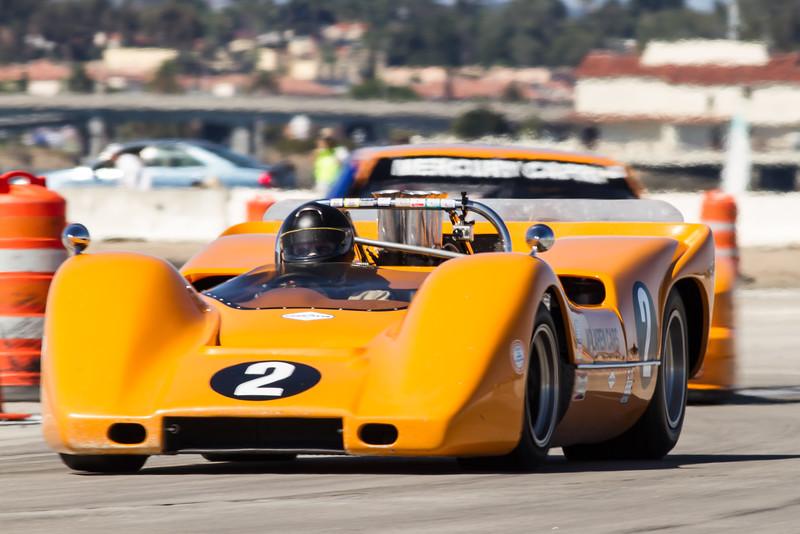 Robert Ryan; 1968 McLaren M6B
