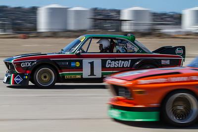 Steve Walker; 1976 BMW CSL
