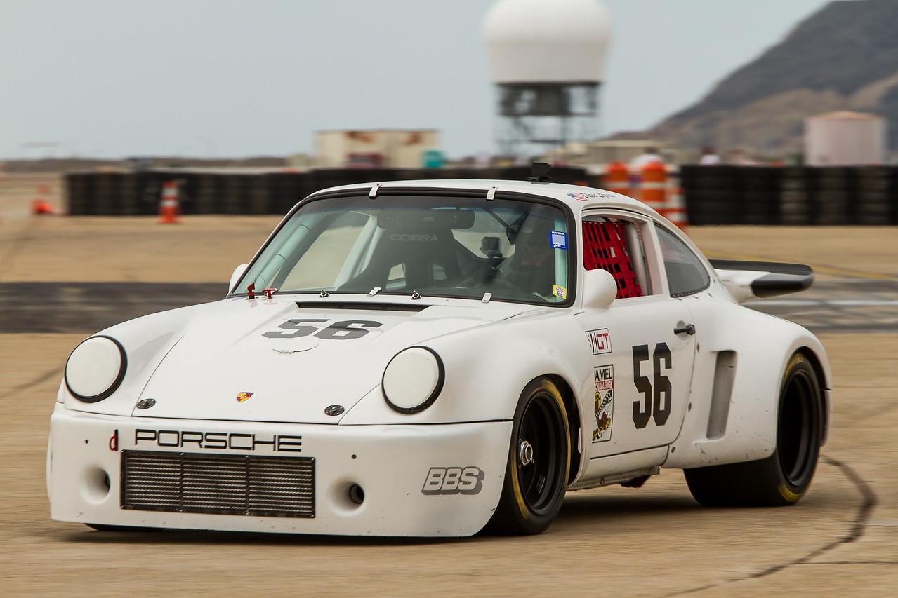 David Leyvas; 1974 Porsche RSR