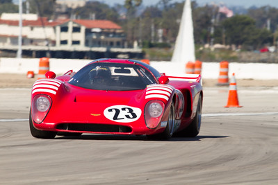 Jeff Kline; 1970 Chevron B16
