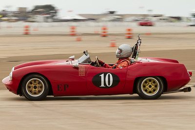 Wes Abendroth; 1961 Elva Courier
