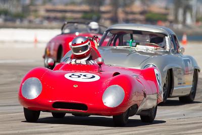 John Hurabiell; 1956 Lotus Eleven