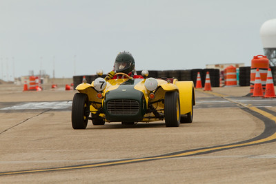 Paul Ryan; 1962 Lotus Super 7