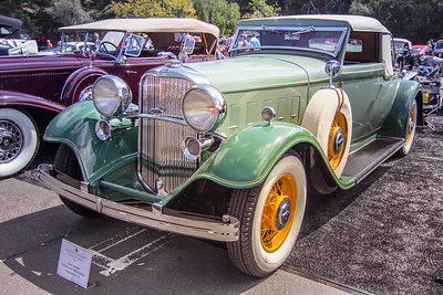 Gary Severns 1932 Lincoln KB Roadster