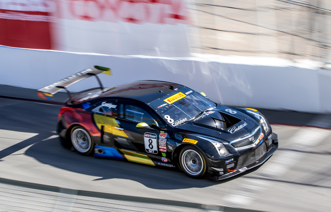 Michael Cooper, Pirelli World Challenge