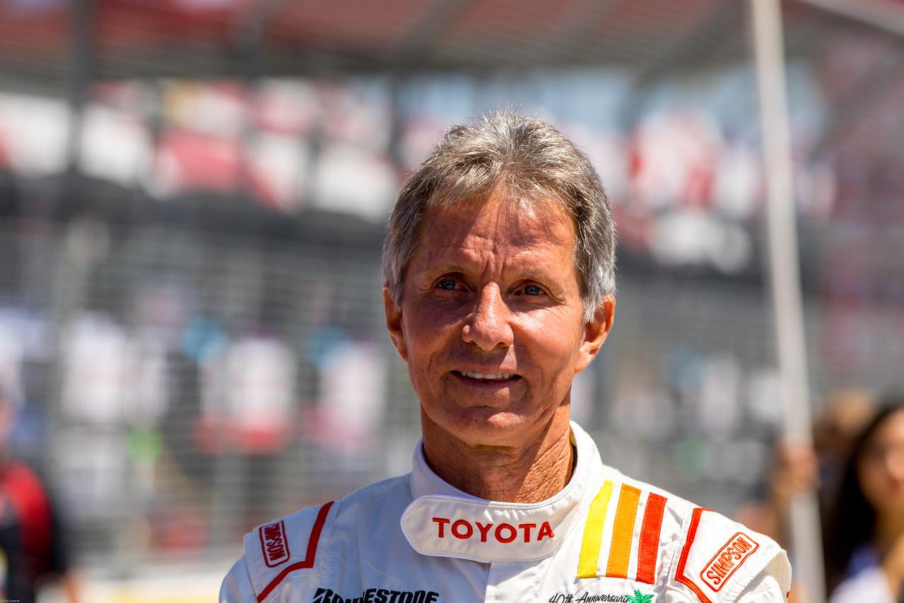 Eddie Lawson, Toyota Pro/Celebrity Race