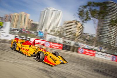Verizon Indycar series; Ryan Hunter-Reay, Andretti Autosport