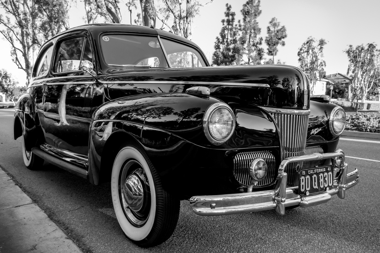 Brian C's 1941 Ford
