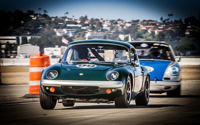 Victor Avila; 1964 Lotus 26R
