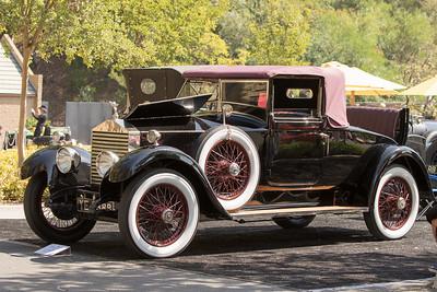 Daniel Berg's 1926-27 Rolls Royce Park Ward 20 HP