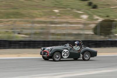 Davin Nelson (1955 Triumph TR2)