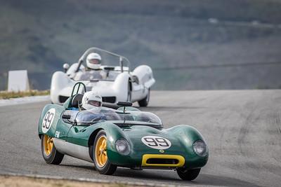 #99 Thor Johnson, 1959 Lotus 17