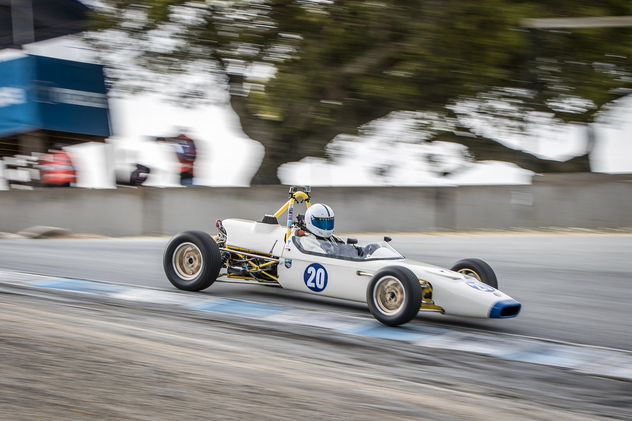 #20 Jim Cody, 1969 Crossle 16F