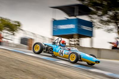 #14 Nicolas Hunziker, 1969 Lotus 51