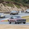 #21 Martin Beaulieu, 1968 Mercury Cougar