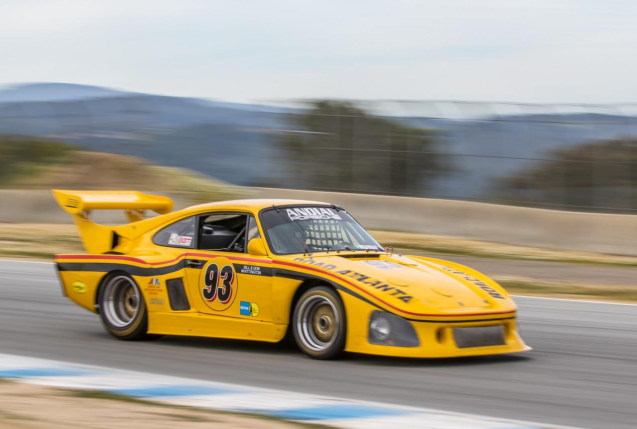 #93 Steve Schmidt, 1976 Porsche 935 K3