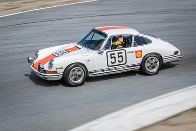 #55 Frank Altamura, 1966 Porsche 911S