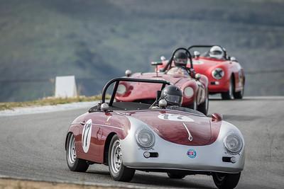 #17 Max Jamiesson, 1957 Porsche 356