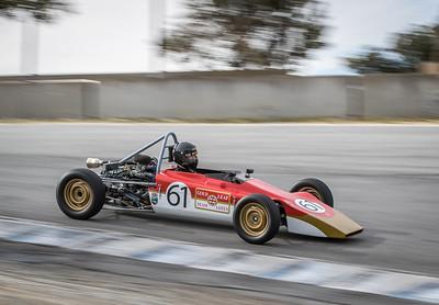 #61 Jonathan Kitchen, 1969 Lotus 61