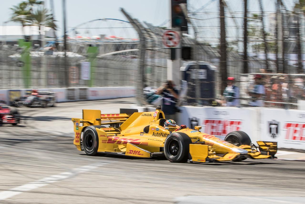 Ryan Hunter-Reay, Sunday IndyCar race