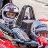 Mario Andretti, Jill Arrington