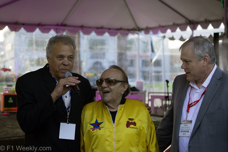 Don Prudhomme, George Barris, Craig Jackson
