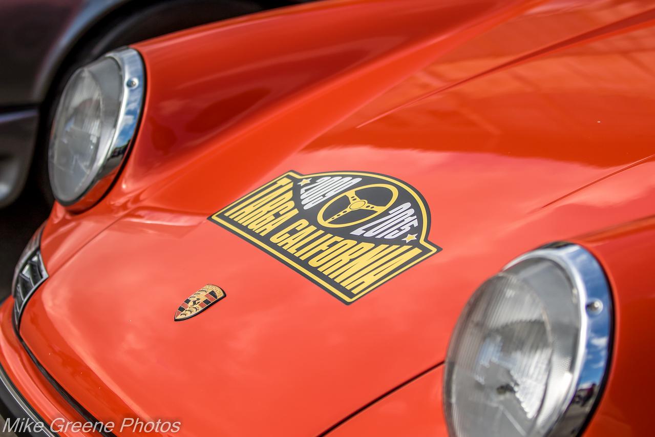 A celebration of air-cooled Porsches