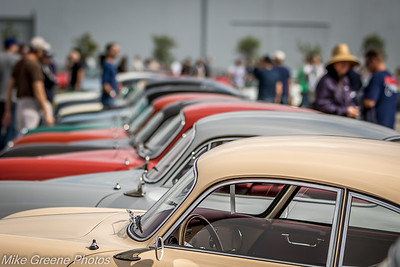 A celebration of air-cooled Porsches