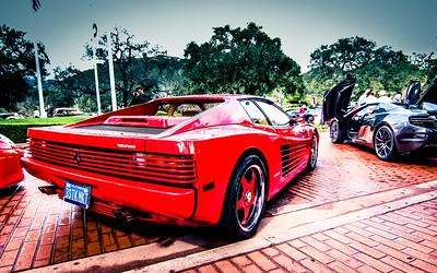 Celebrating 70 Years of Ferrari