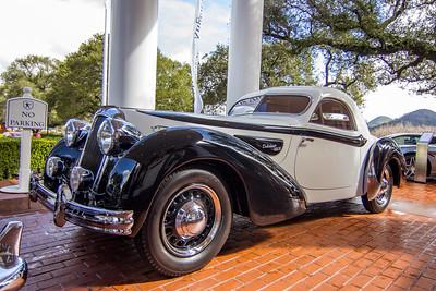 1937 Delahaye 135M by Van Leersum, Charles and Debbie Bronson