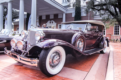 1931 Chrysler CG LeBaron Dual Cowl Phaeton, Aaron Weiss