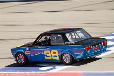 #35 Troy Ermish, 1971 Datsun 510, 2.5 B-Sedan