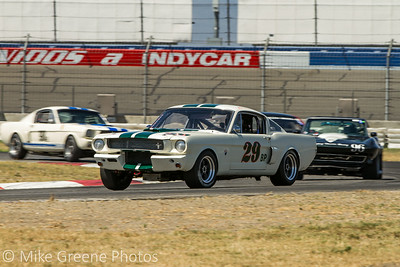 #29 Michael Kelley 1965 Ford Mustang