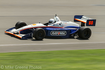 #88 1997 Lola Indy Light, Daniel Morgan
