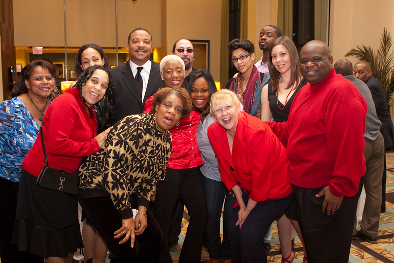 Event Photography for Company Christmas Party for Career Institute of Technology