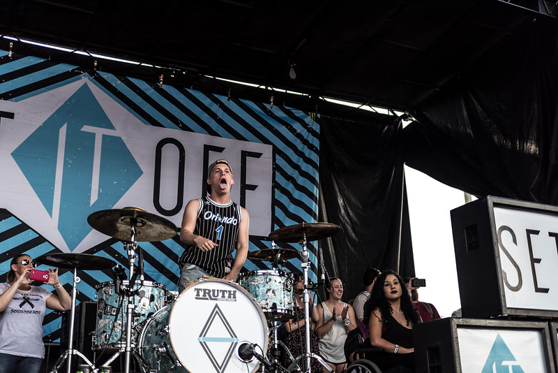 Set It Off - Warped Tour 7/2/16