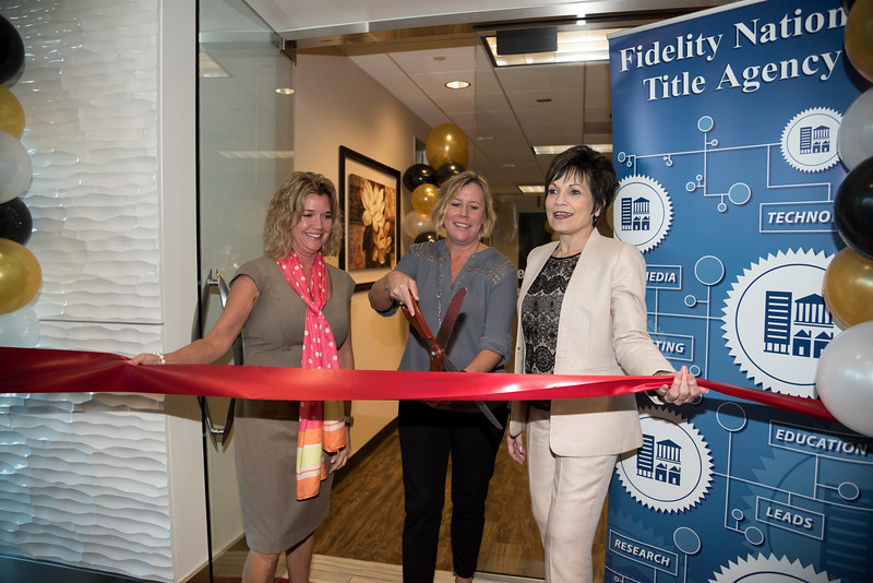 Fidelity National office opening