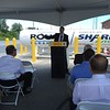 Joe Thompson, president of ROUSH CleanTech