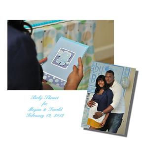 Megan | Terald's Baby Shower Album