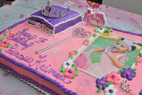 Kemari's 1st Birthday Party