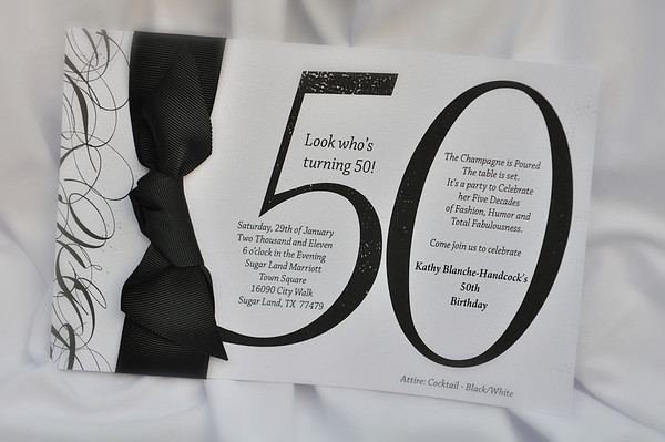 Kathy Handcock's 50th Birthday Celebration