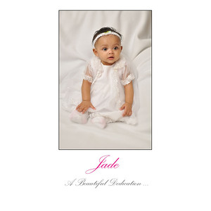 The Narine's Baby Dedication Album