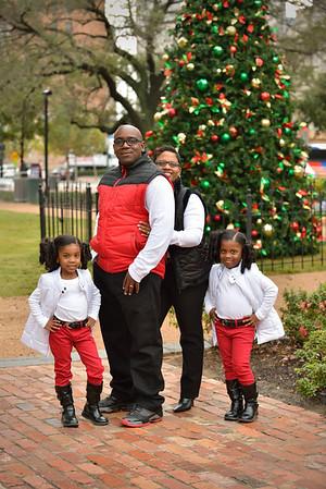 Taylor Family Christmas Portraits