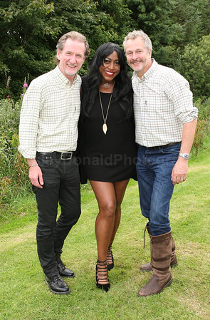 Mica Paris, Paul Rankin, Nick Nairn 2015©LesleyDonald