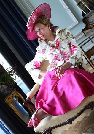 Countess Isabelle Von Trapp- Scottish Field Magazine
