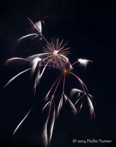 Scott's Valley, CA Firework
