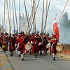 The Battle of Great Barford Bridge